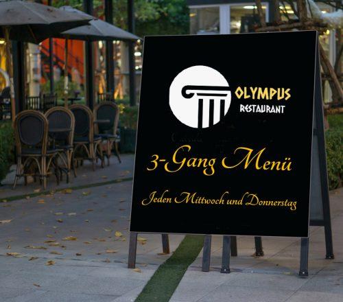 Restaurant Olympus Weissach