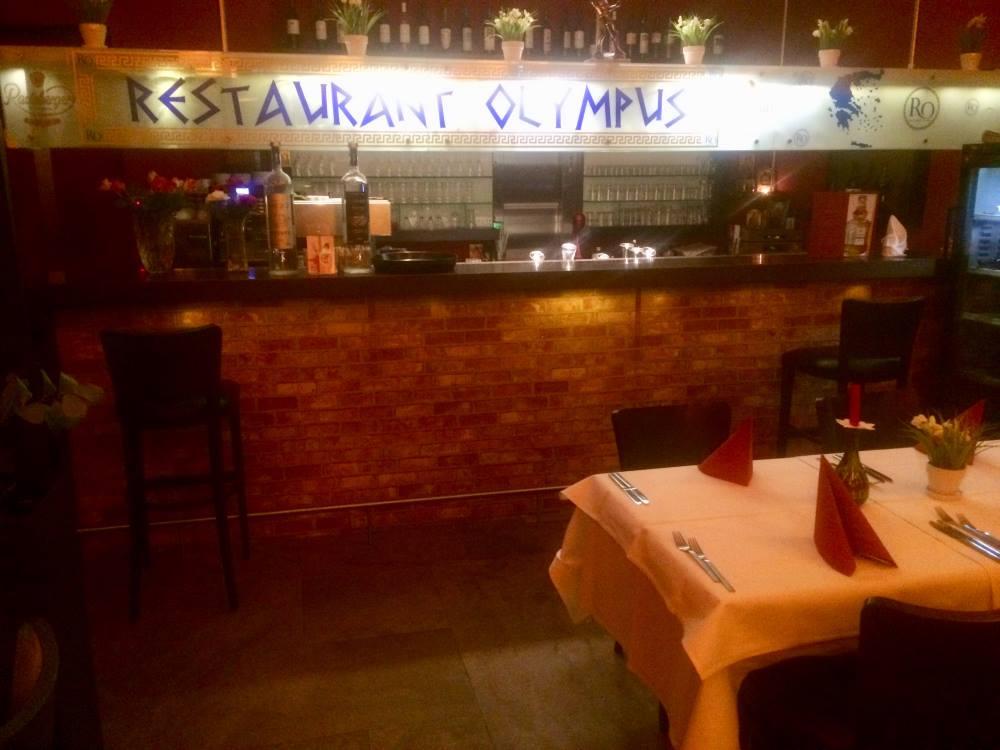 Restaurant Olympus Weissach | Griechische Küche | Deutsche ...